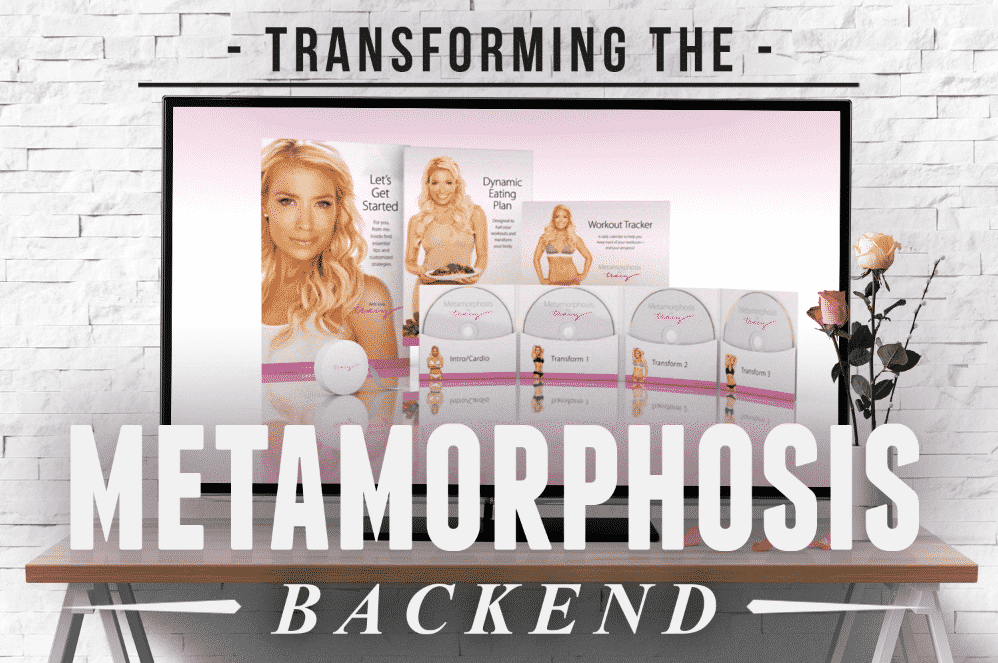 "TRANSFORMING THE ""METAMORPHOSIS"" BACKEND"