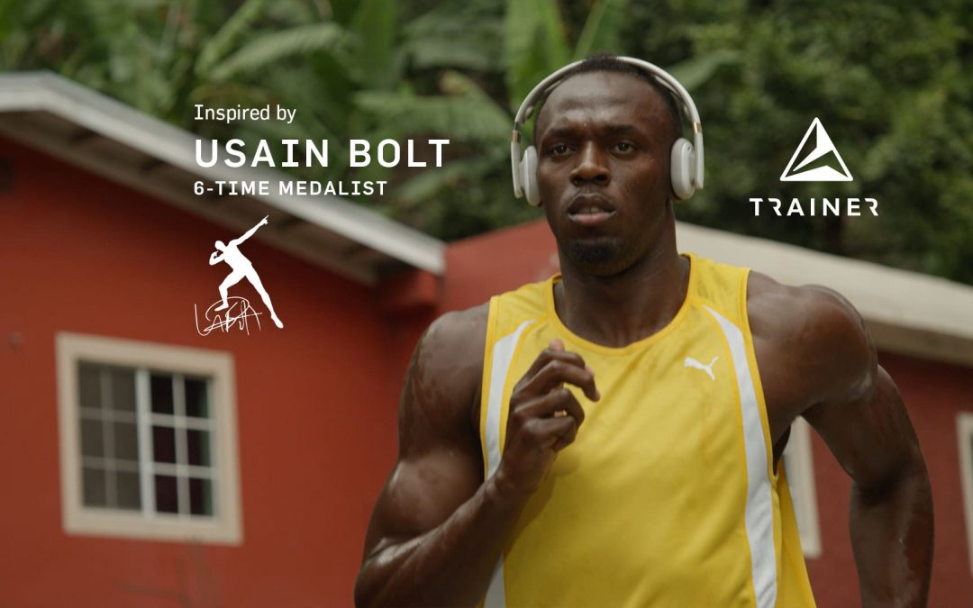 Trainer Headphones by Gibson DRTV Campaign
