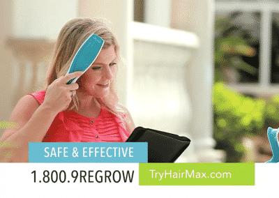 HairMax Laser – Long-Form