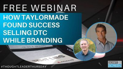 Watch How TaylorMade Found Success Selling DTC While Branding
