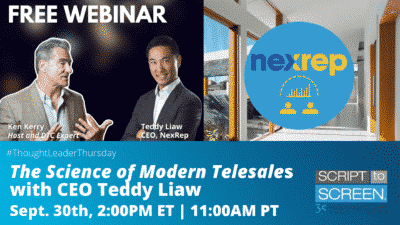 """Watch """"The Science of Modern Telesales"""""""