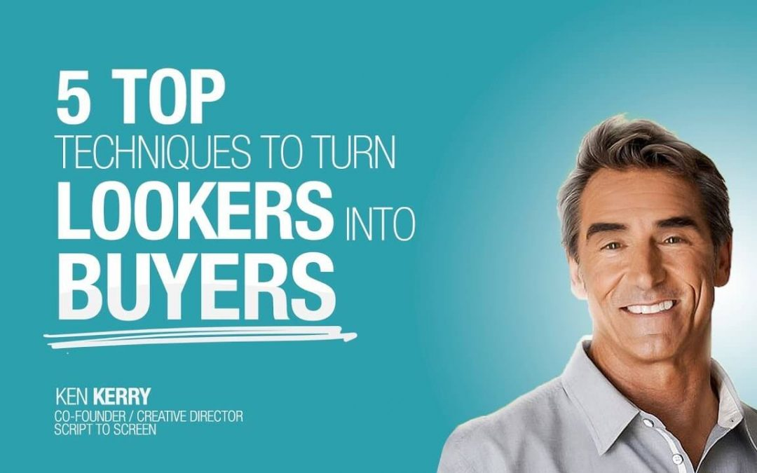 Direct Response Marketing Mastery – 5 Ways To Turn Lookers Into Buyers