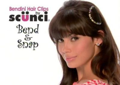Bendini by Scunci Short Form Commercial