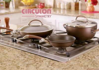 Circulon Symmetry Cookware D2C TV Campaign