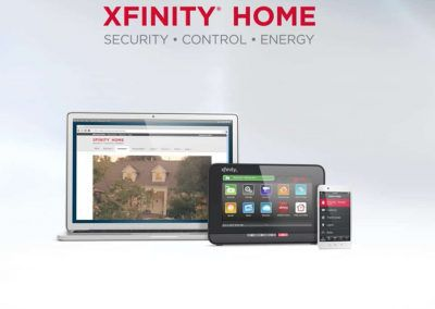 Comcast Xfinity® Home Long Form DRTV Campaign