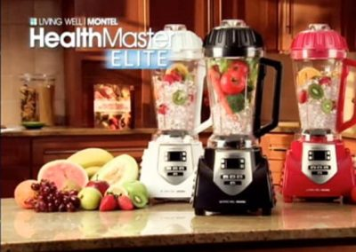HealthMaster DRTV Campaign