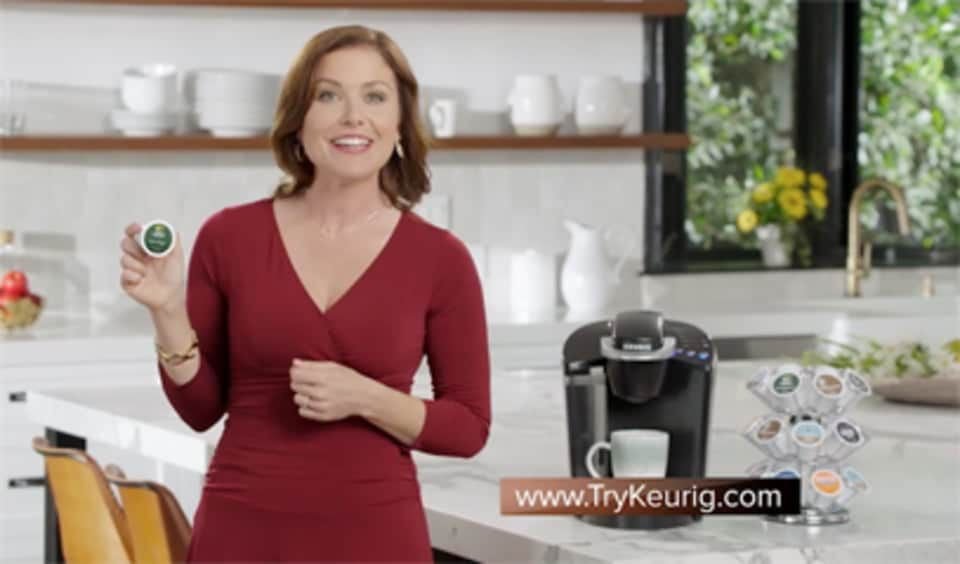 Keurig Brewer Direct Response Television Campaign