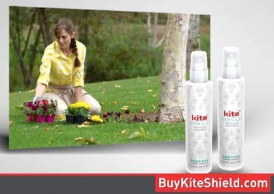 Kite® Shield Deet-Free Mosquito Repellent