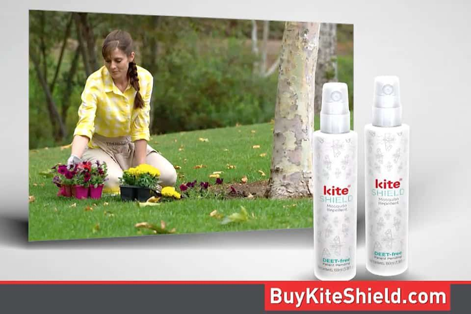 Kite® Shield Deet-Free Mosquito Repellent – :120