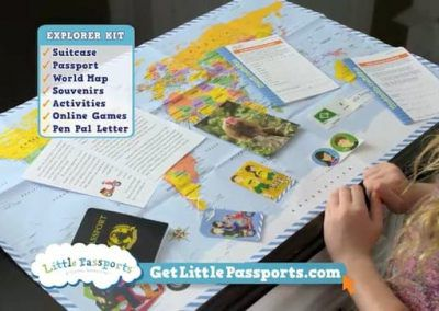 Little Passports DRTV Short Form Campaign