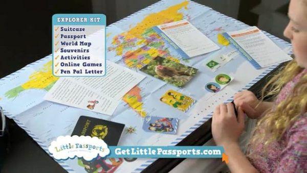 Little Passports – :60