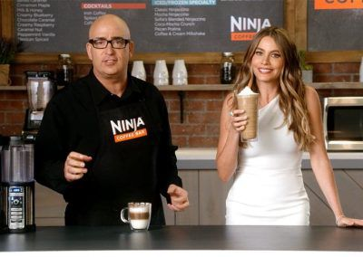 Ninja Coffee Bar by Shark/Ninja – Infomercial, Long-Form