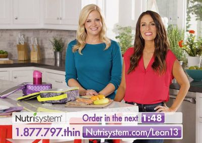 Nutrisystem Direct Response Short Form Commercial
