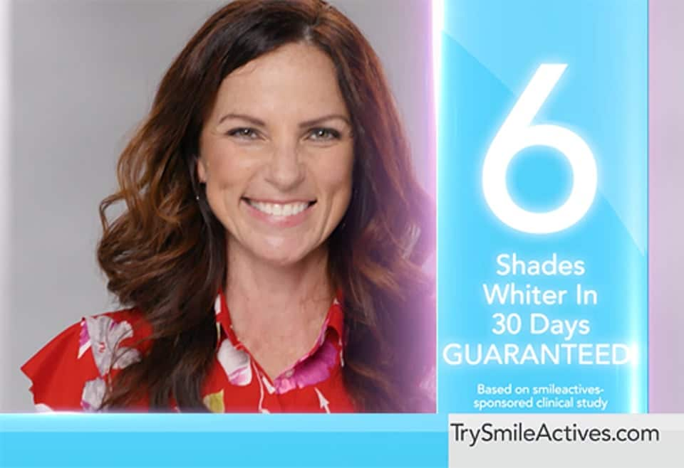 Smileactives 5-Minute Direct Response TV Commercial