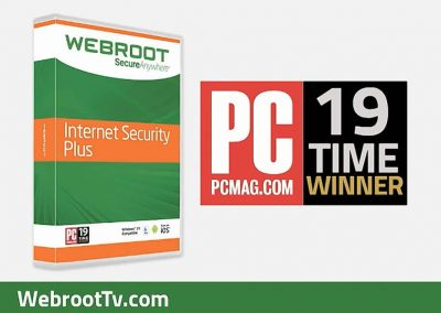 Webroot Cyber Security Two-Minute Direct Response Television Commercial