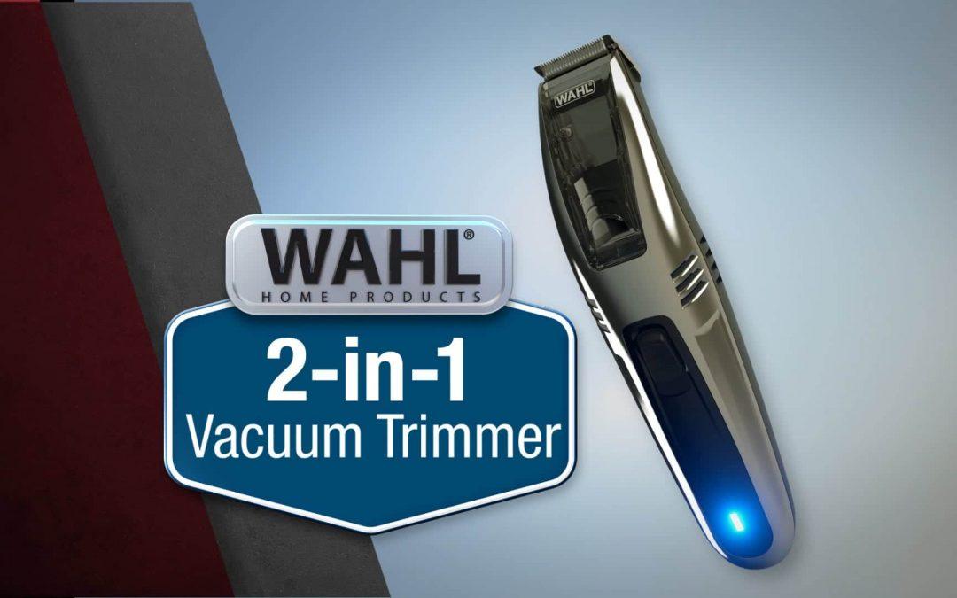 Wahl 2-in-1 Vacuum Trimmer