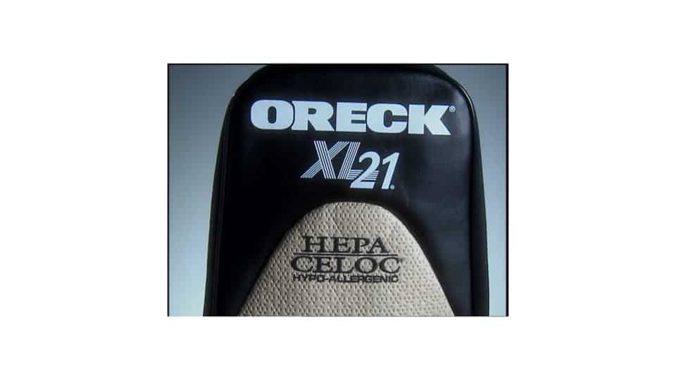 A Case for Oreck