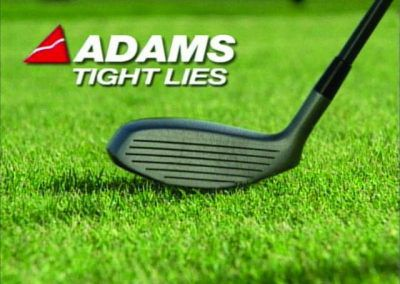 Adams Golf Tightlies Infomercial