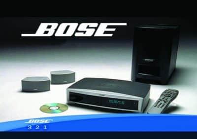 Bose 321 Infomercial