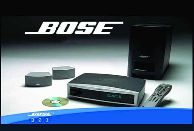 Bose 321 – Infomercial, Long-Form