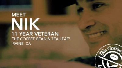 "Coffee Bean & Tea Leaf ""BARISTA"" – :30"