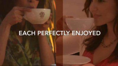 "Coffee Bean & Tea Leaf SIDExSIDE ""TWO LATTES"" – :30"