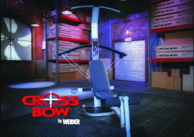 Crossbow by Weider DRTV Campaign