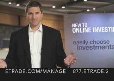 E*Trade DRTV Campaign