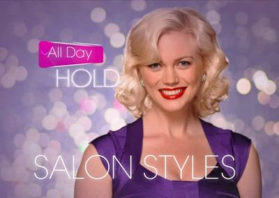 Fusion Heated Rollers Long Form DRTV Campaign