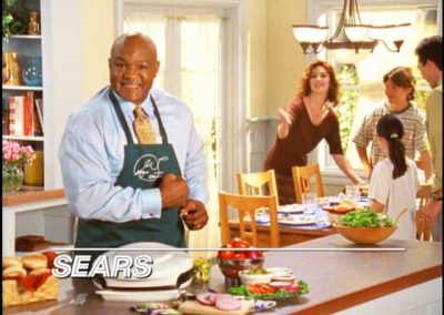 George Foreman Grill Short Form Commercial