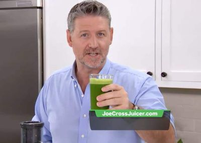 Joe Cross Juicer – Long-Form