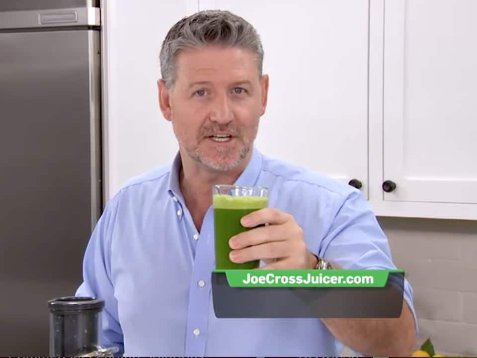 Joe Cross Juicer – Infomercial, Long-Form
