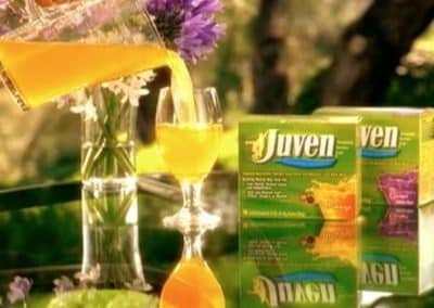 Juven DRTV Campaign