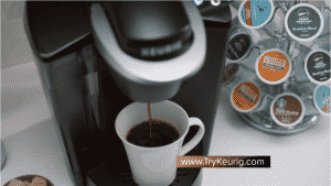 Keurig Brewer Direct-to-Consumer Infomercial