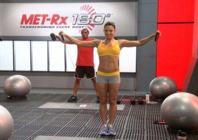 MET-Rx 180 – Long-Form