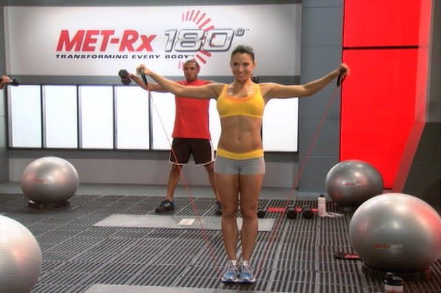 MET-Rx 180 – Infomercial, Long-Form