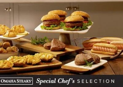 Omaha Steaks Long Form DRTV Campaign