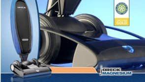 Oreck Magnesium Vacuum – Long-Form