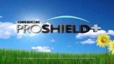 Oreck Pro Shield Plus Air Purifier – Infomercial, Long-Form