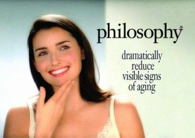 Philosophy Skin Care DRTV Campaign
