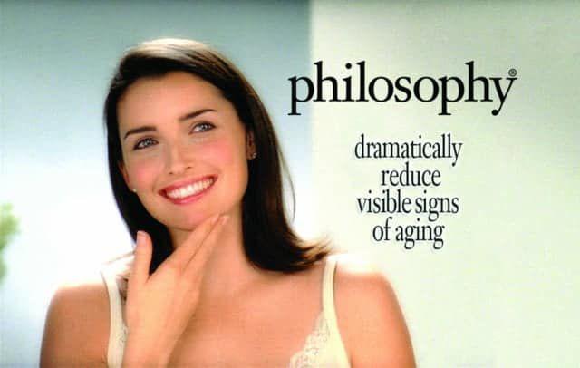 Philosophy Skin Care – Infomercial, Long-Form