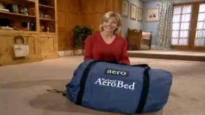 Raised Aerobed – Infomercial, Long-Form