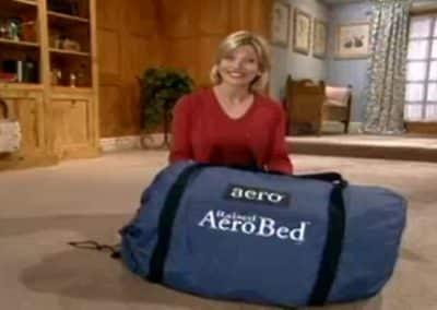 Raised Aerobed DRTV Campaign