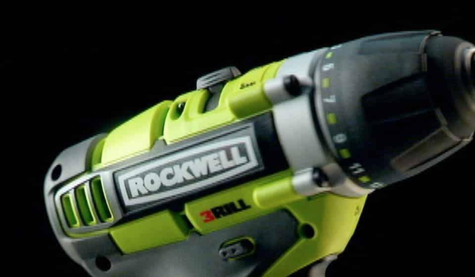 Rockwell 3Rill – Infomercial, Long-Form