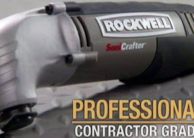 Rockwell Sonicrafter Long Form DRTV Campaign