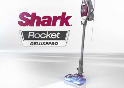 Shark Rocket DeLuxe Pro Short Form Campaign