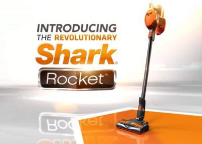 Shark Rocket Long Form DRTV Campaign