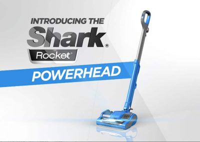 Shark Rocket Powerhead DRTV Campaign