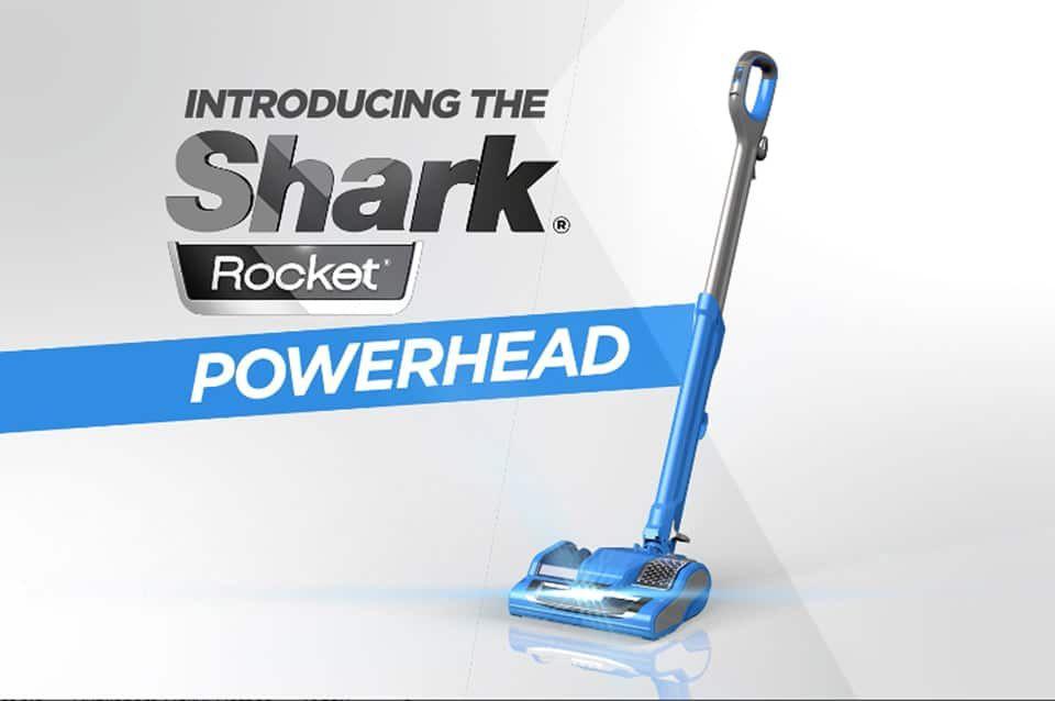 Shark Rocket Powerhead – Infomercial, Long-Form
