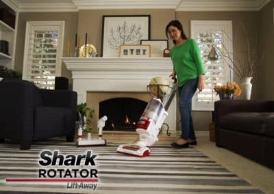 Shark Rotator Lift Away DRTV Long Form Campaign